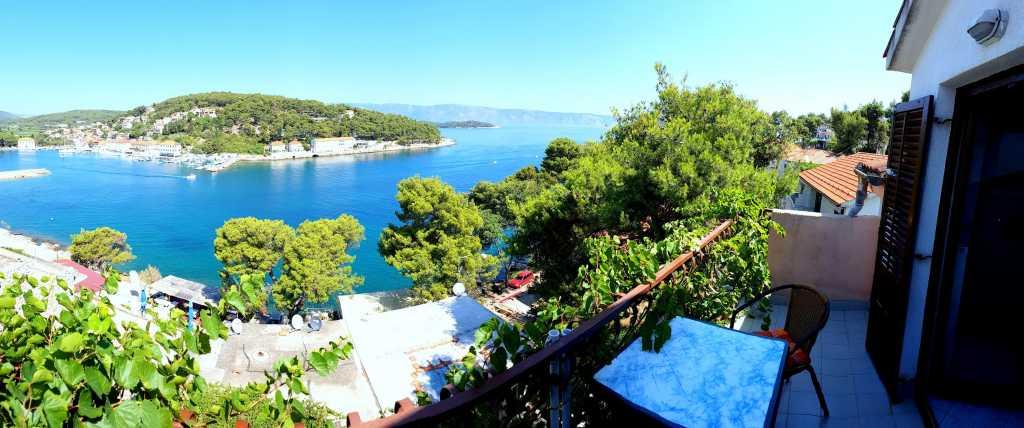 Apartmaji Cico, otok Hvar, Pokrivenik, Dalmacija, Hrvaška
